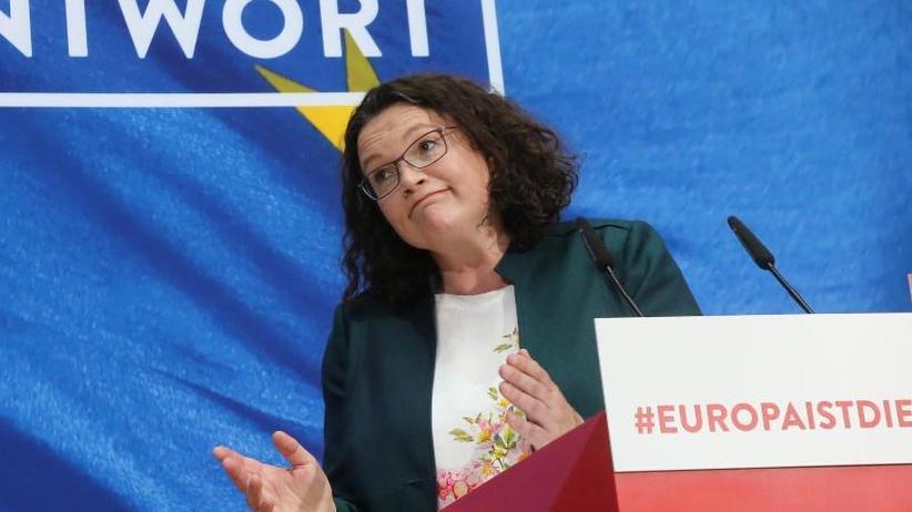 SPD und Union in der Krise: Zwei Parteichefinnen in schwerer See