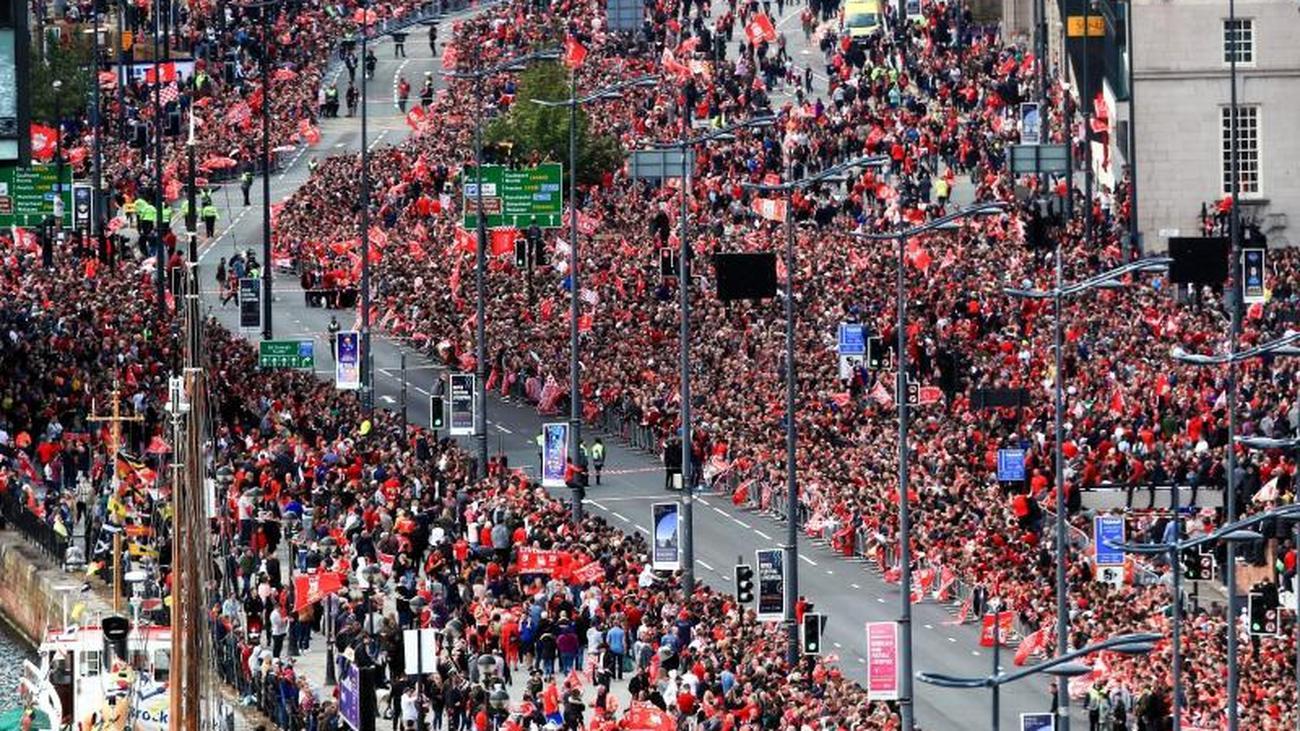 Liverpool Feier