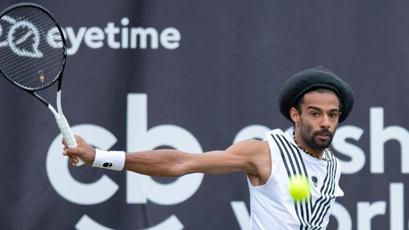 ATP-Turnier auf Rasen: Brown fordert Zverev: Deutsches Duell in Stuttgart