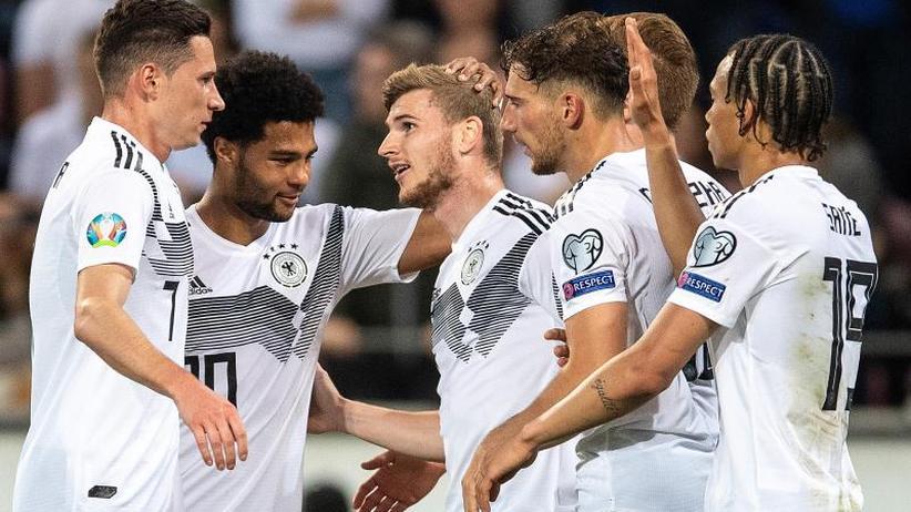 EM-Qualifikation gegen Estland: DFB-Team mit Schützenfest in den Urlaub - Sorgs Super-Woche