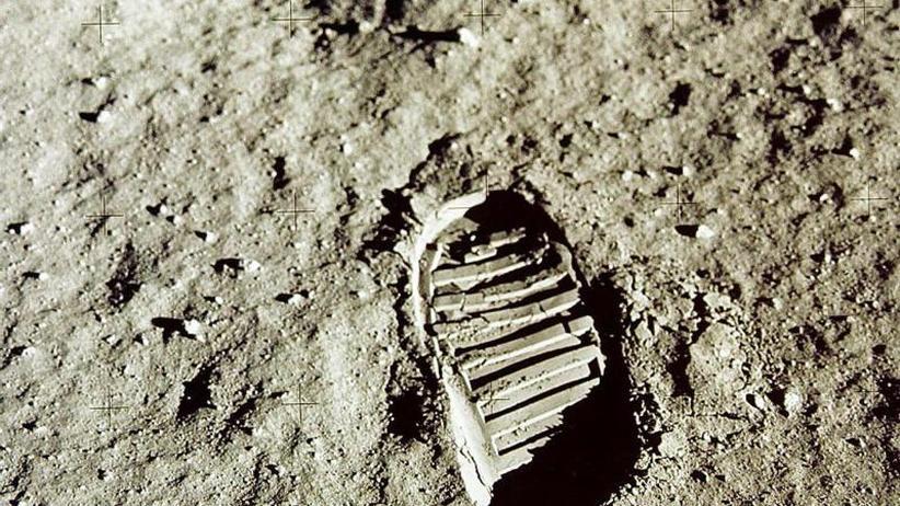 """Knapp 50 Jahre später: Mondlandung: War """"großer Schritt für die Menschheit"""" echt?"""