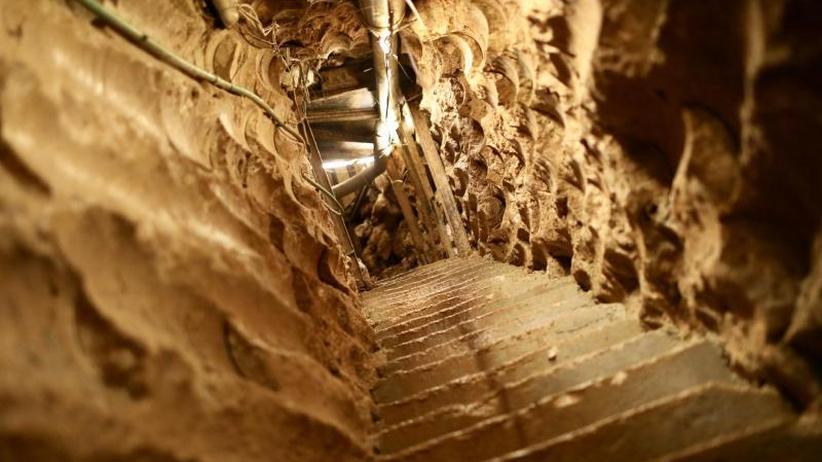 80 Meter tief in der Erde: Tödliche Gefahr: Hisbollah-Tunnel reicht weit nach Israel