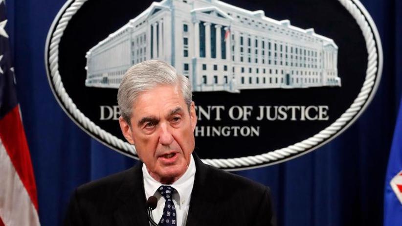 """Russlandermittlungen: US-Demokraten dürfen """"Muellers wichtigste Akten"""" sichten"""