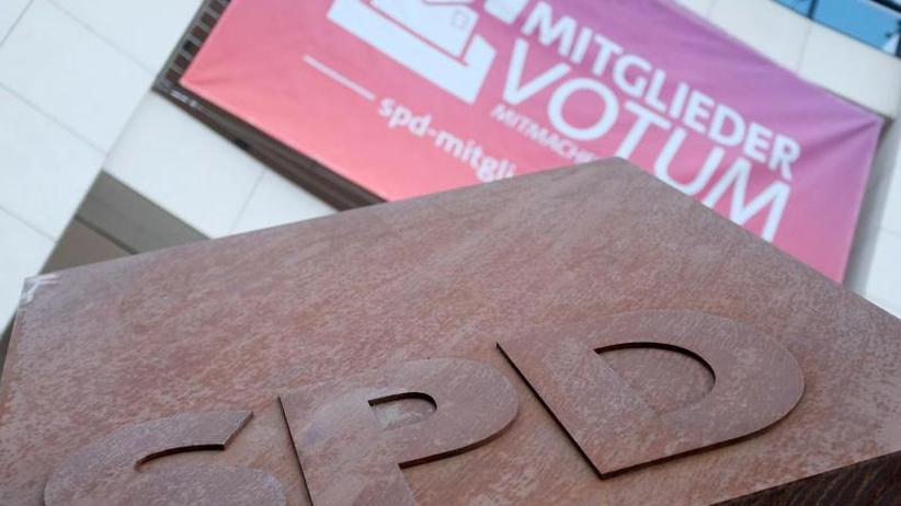 Nach Nahles-Rücktritt: 22.000 SPD-Mitglieder beteiligen sich an Umfrage zum Vorsitz