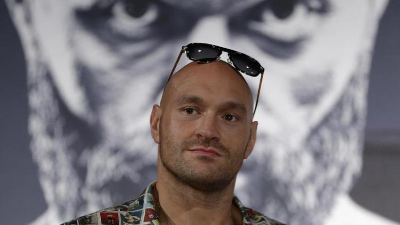 Entscheidender Kampf: Box-Provokateur Fury: Sieg über Schwarz oder Rente