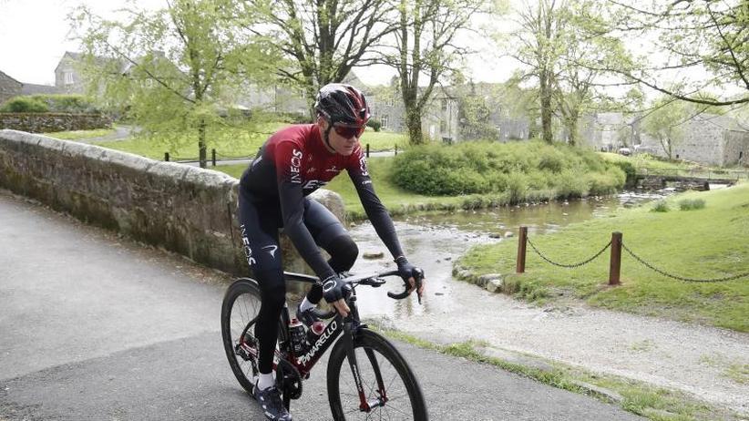 Schwerer Sturz: Intensivstation statt Tour: Froome-Unfall schockt Team Ineos