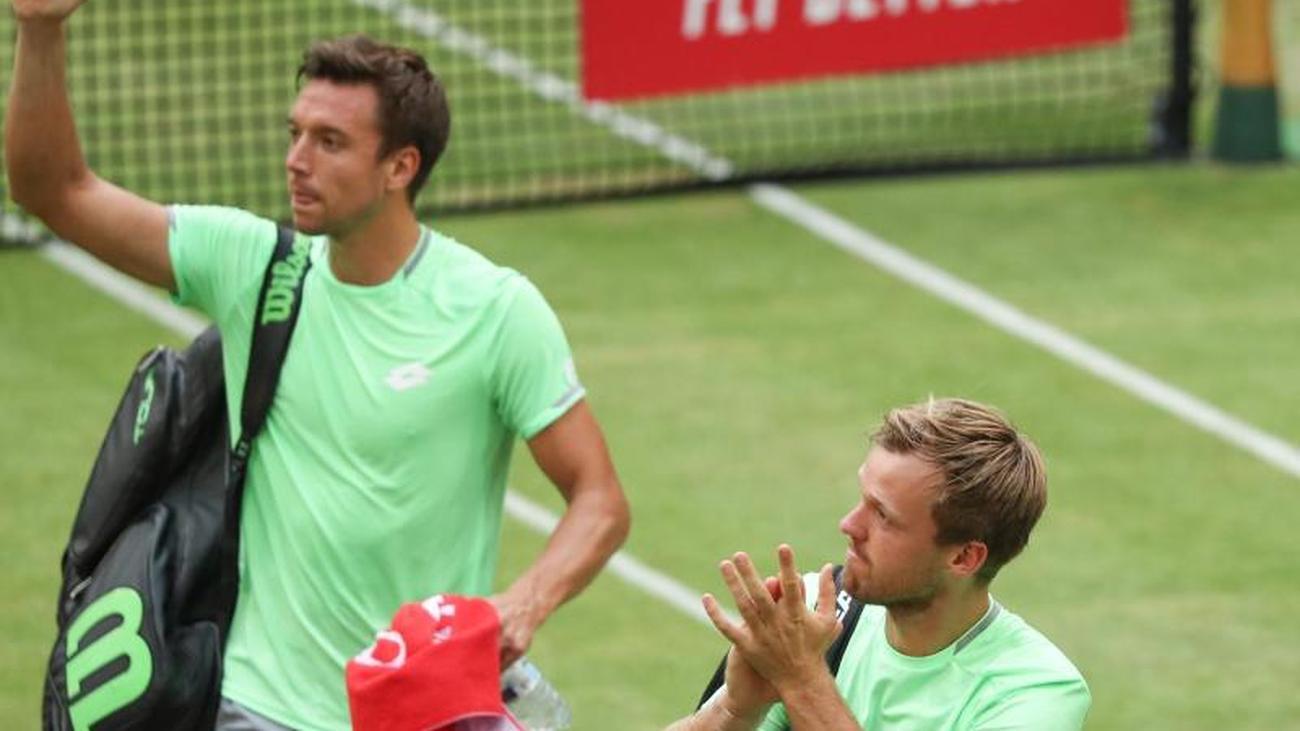 ATP tournament in Halle: worried about Zverev, Paris winners