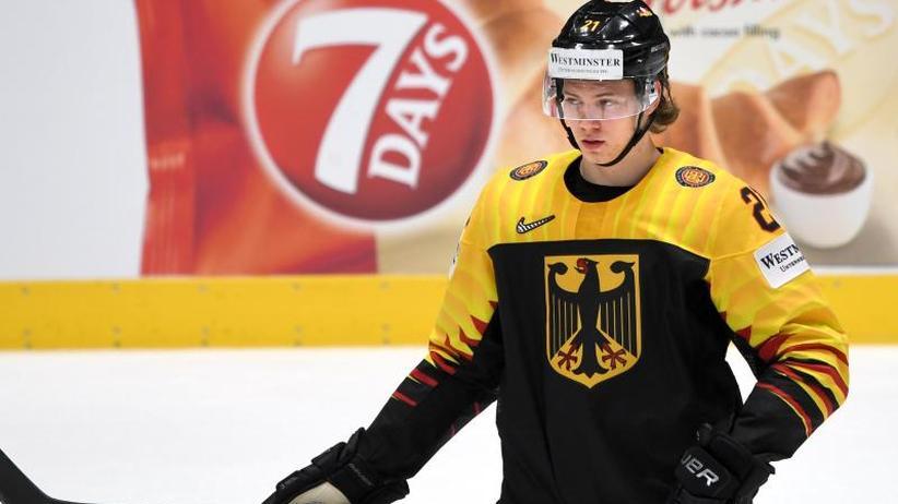 Auf Draisaitls Spuren: Seider will Weltkarriere bei NHL-Draft starten