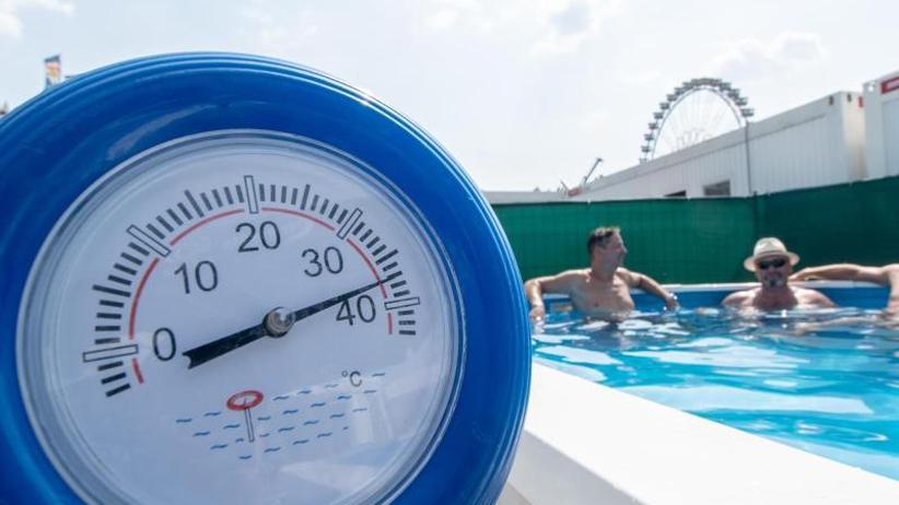 Mehr als 30 Grad am Montag: Deutschland startet in heiße Sommerwoche