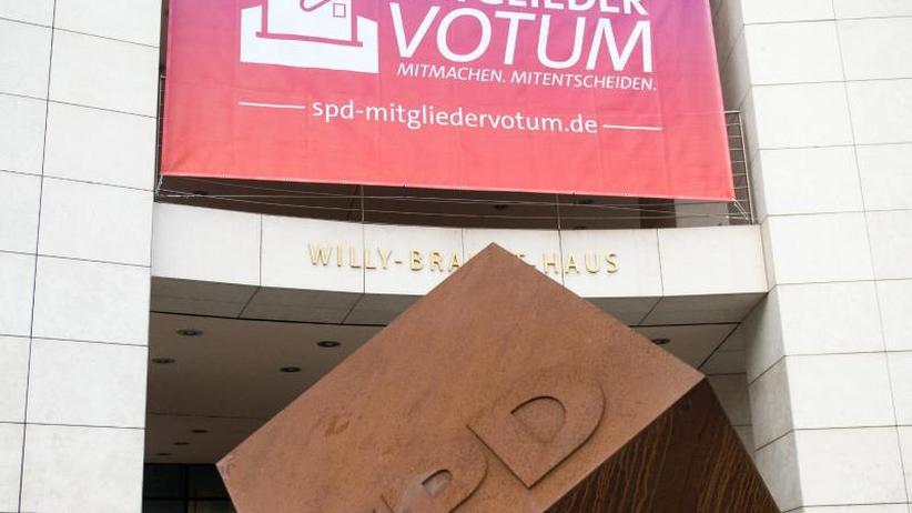 Suche nach neuer Parteispitze: SPD will Verfahren für Vorsitzendenwahl festlegen
