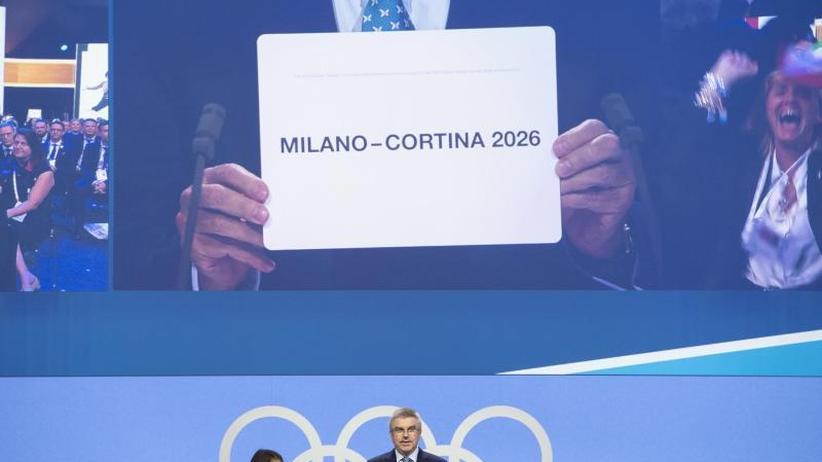 IOC-Session: Winterspiele 2026: Modestadt Mailand statt Stockholm
