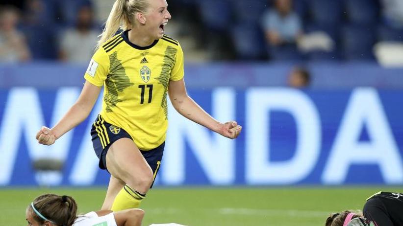 Frauenfußball-WM: DFB-Frauen im Viertelfinale gegen Schweden - USAweiter