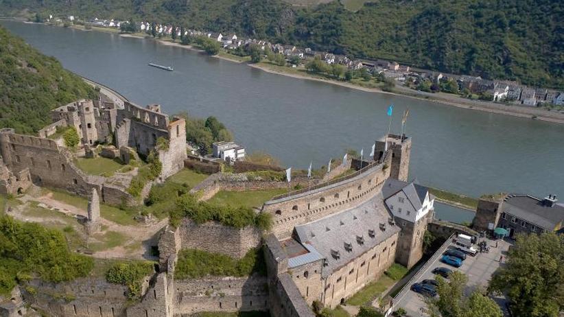Gerichtsurteil: Prinz von Preußen bekommt Burg Rheinfels nicht zurück