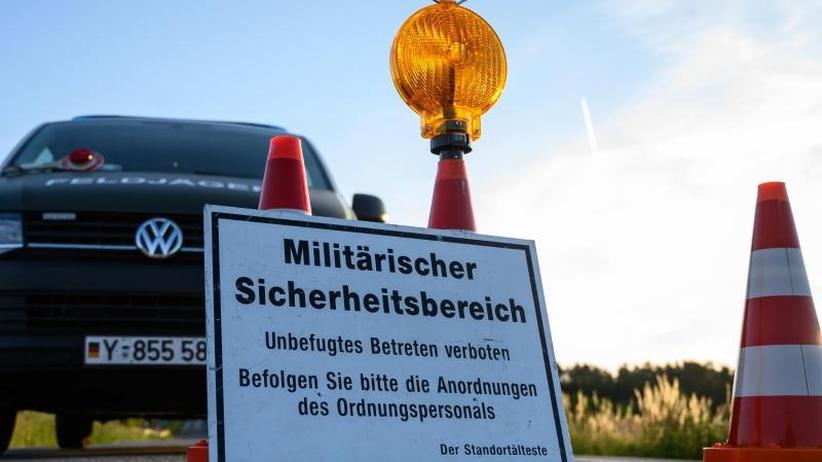 Schweres Bundeswehr-Unglück: Ursachensuche nach Eurofighter-Kollision bei Luftkampfübung