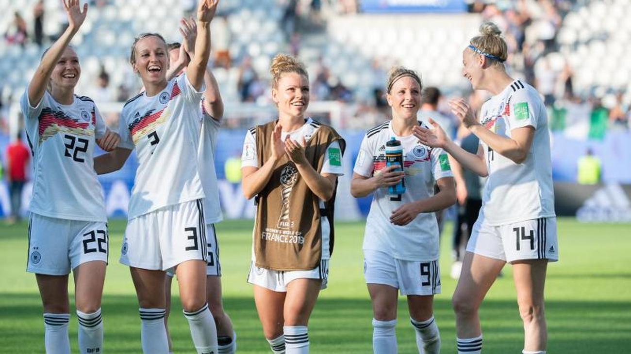 Frauenfußball Wm 2019 Tv