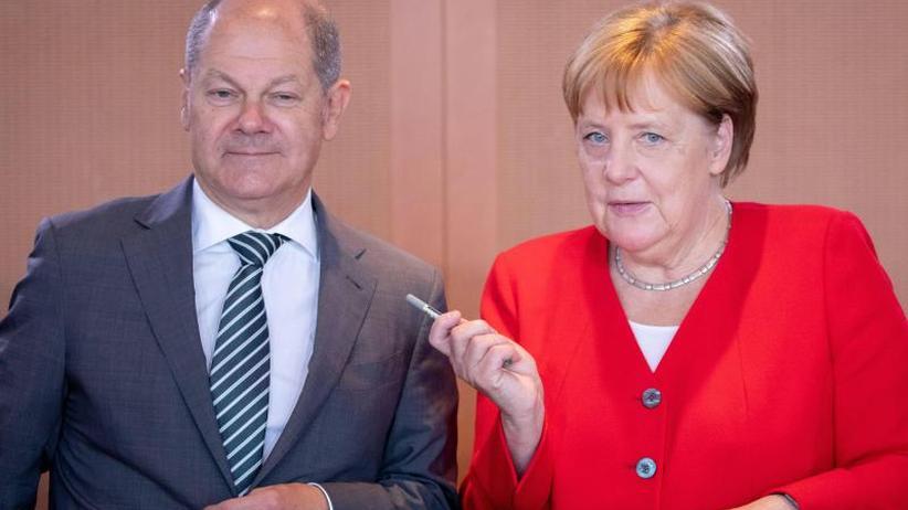 Sitzung in Berlin: Haushalt und Rüstungsexportrichtlinien im Bundeskabinett