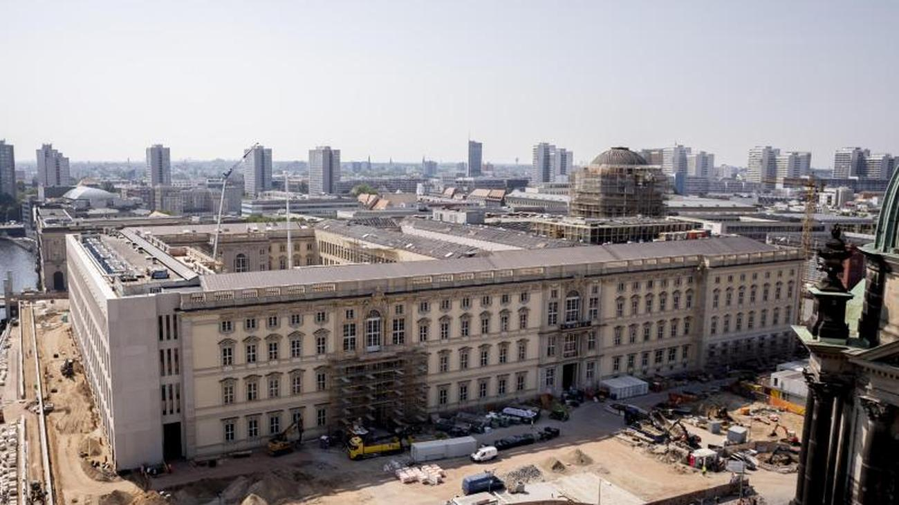 Prestige project: Humboldt Forum to open from September 2020