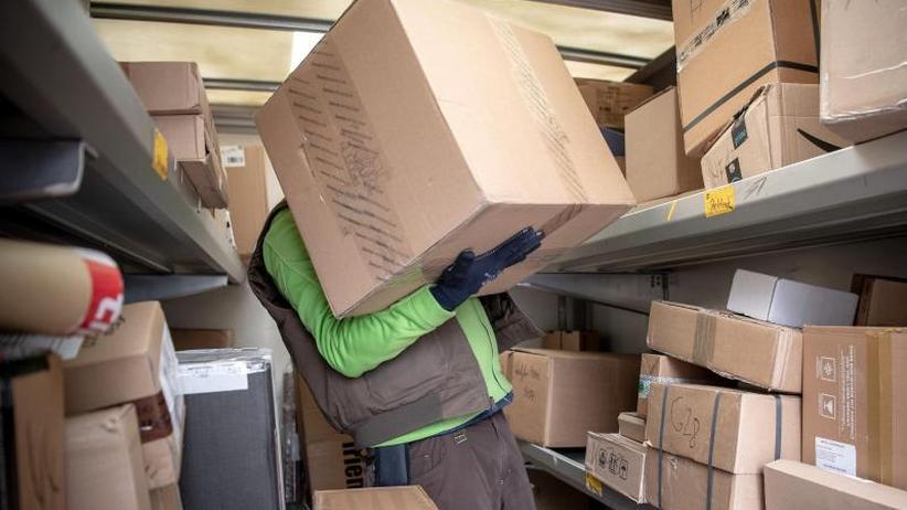 Genervte Kunden: Paketboom geht weiter: 3,5 Milliarden Sendungen verschickt