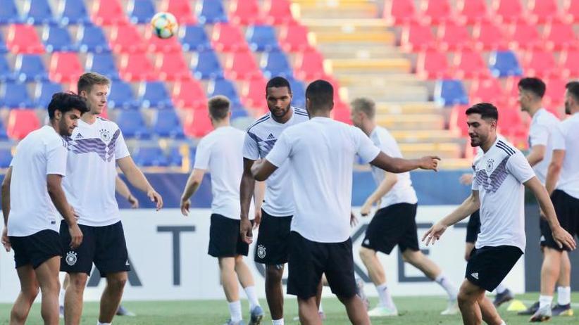 """EM-Halbfinale: Titel als """"größter Ansporn"""": U21 vor Nervenprobe"""