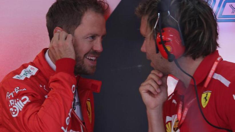 Großer Preis von Österreich: Von Kühen und Schneegipfeln: Vettel braucht ein Hoch