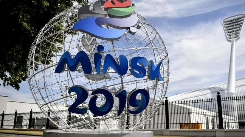 Europaspiele: Das bringt der Tag in Minsk