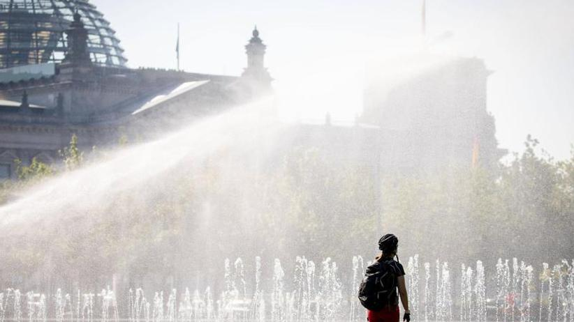 Sahara-Luft kommt wieder: Durchatmen: Kurze Erholung nach dem Hitzehoch
