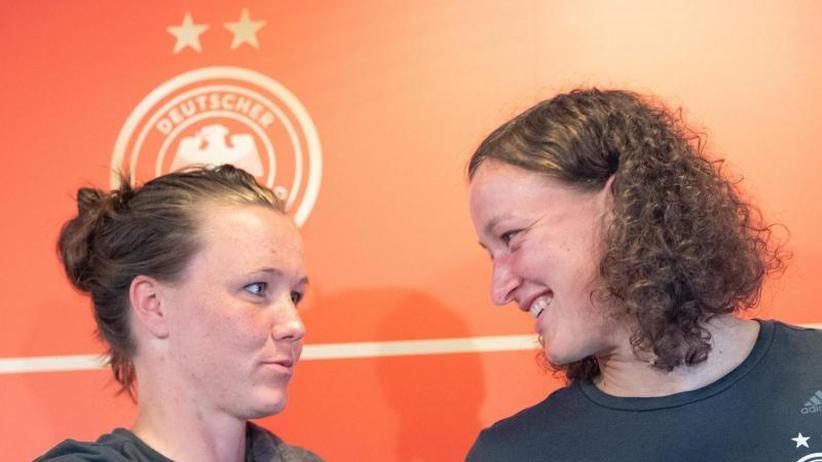 """Frauenfußball-WM: """"Etwas ganz Besonderes"""": Schult freut sich auf Schweden"""