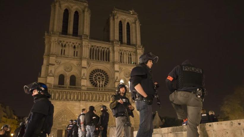 IS-Anschlag von 2015: Terrorverdächtiger von Paris in Sachsen-Anhalt festgenommen