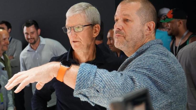 Nach fast 30 Jahren: Apple kündigt Abgang von Chefdesigner Jony Ive an
