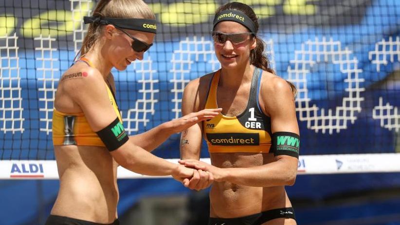 Brisanz für Ludwig und Co.: Beachvolleyball-WM auch für Olympia-Quali wichtig