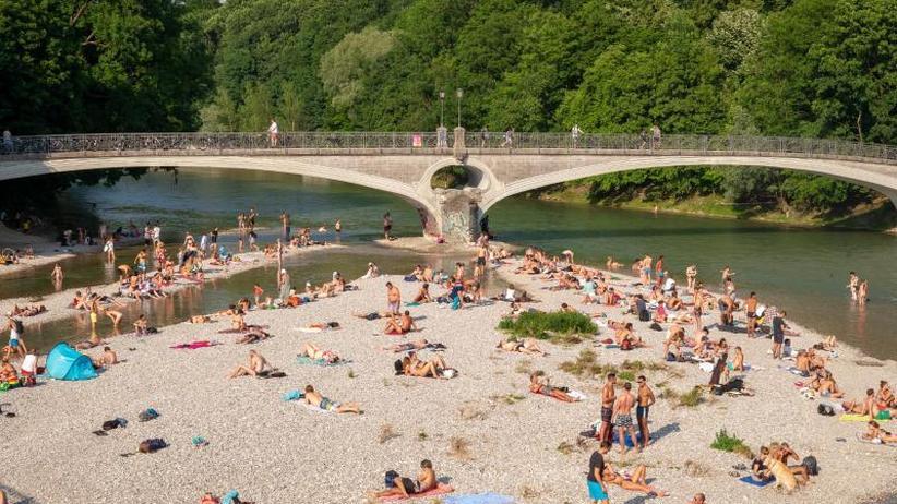 Bis zu 39 Grad: Erneut extrem heißes Wochenende in Deutschland erwartet