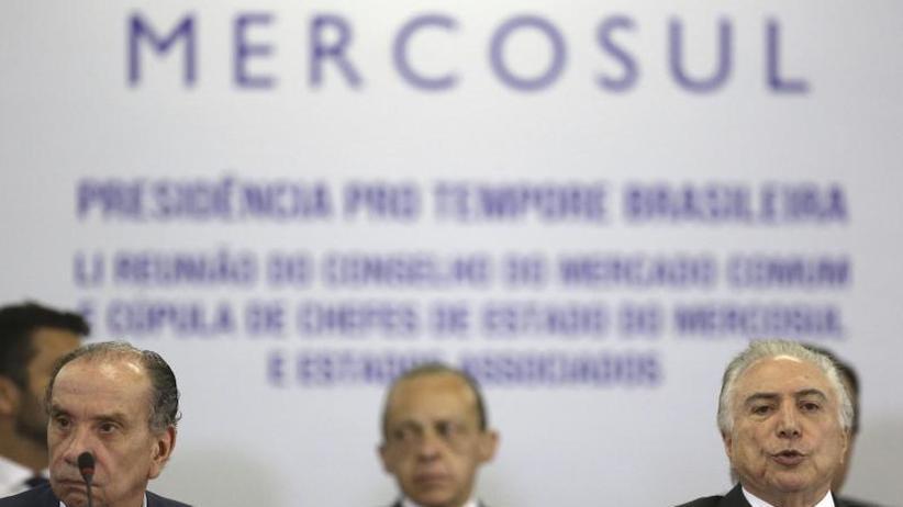 Freihandelszone: EU und Mercosur bauen weltweit größte Freihandelszone auf