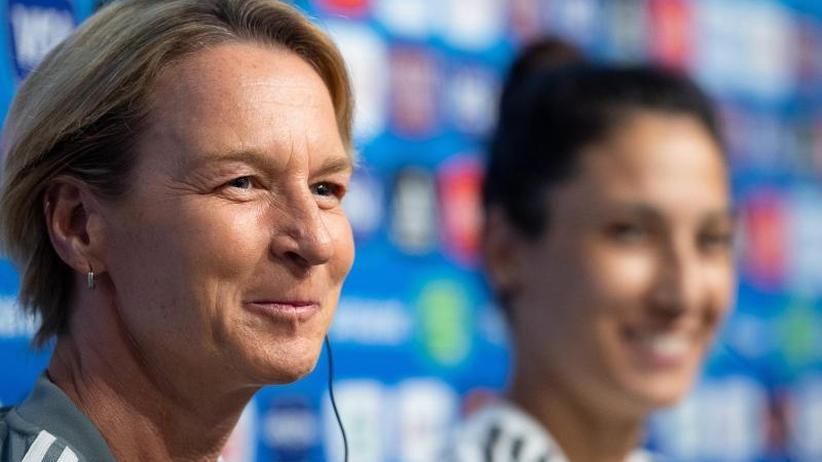 WM in Frankreich: Halbfinale und Olympia-Quali: DFB-Frauen heiß auf Schweden