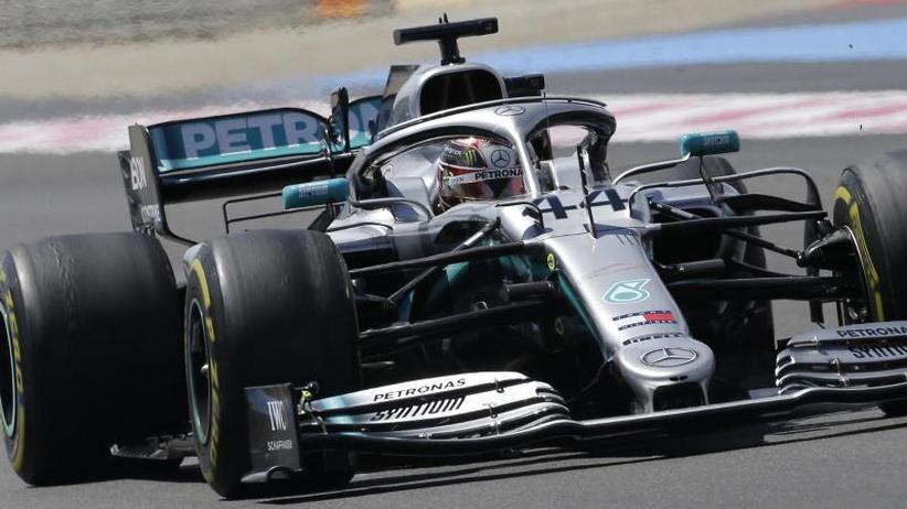 Formel 1 in Österreich: Hamilton startet in Spielberg mit Trainingsbestzeit