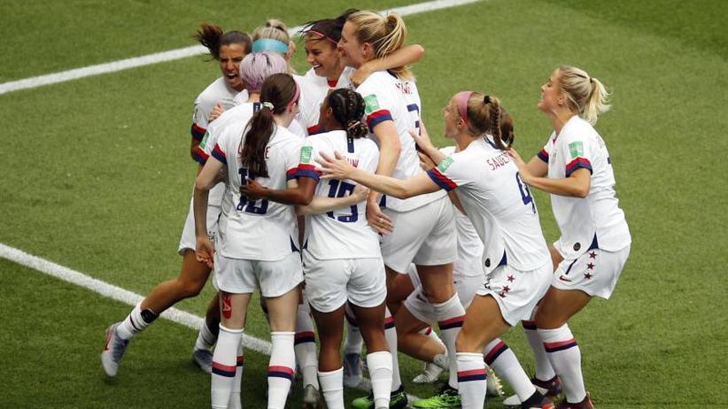 Frauenfußball-WM: US-Titelverteidigerinnen besiegen Frankreich im Halbfinale