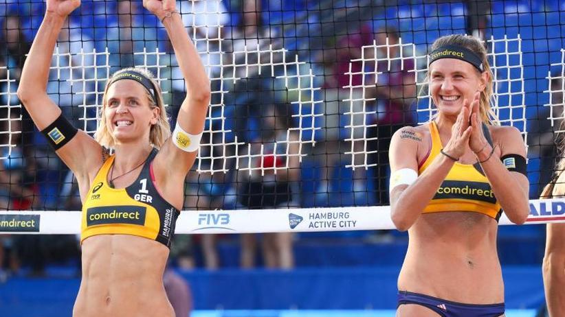 Olympia im Visier: WM-Start gelungen: Ludwig/Kozuch setzen auf Welle