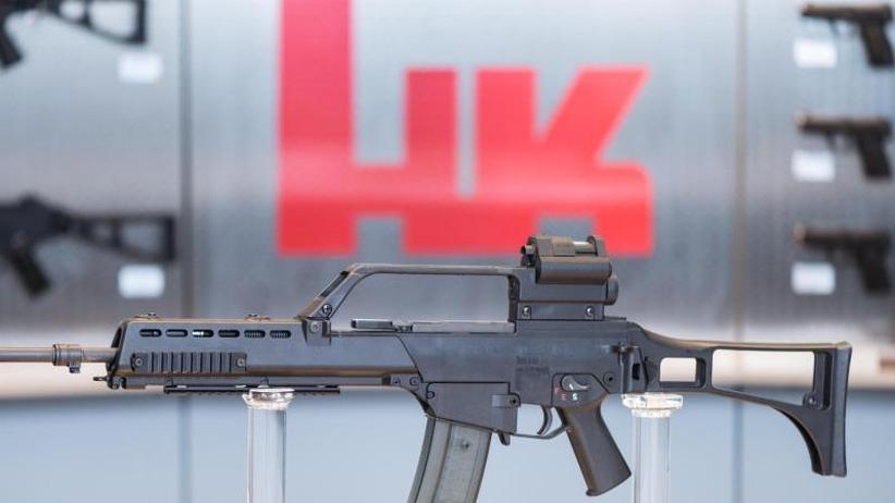 Nach Verlustjahren: Waffenhersteller Heckler & Koch mit Gewinn