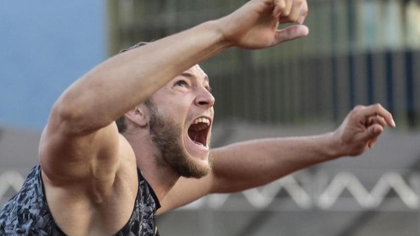Diamond League: Hofmann gewinnt Speerwurf in Monaco - neuer Meilenweltrekord