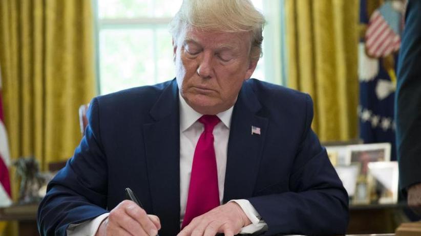 Neue Botschafter-Leaks: Trump soll Iran-Atomdeal nur wegen Obama gekündigt haben