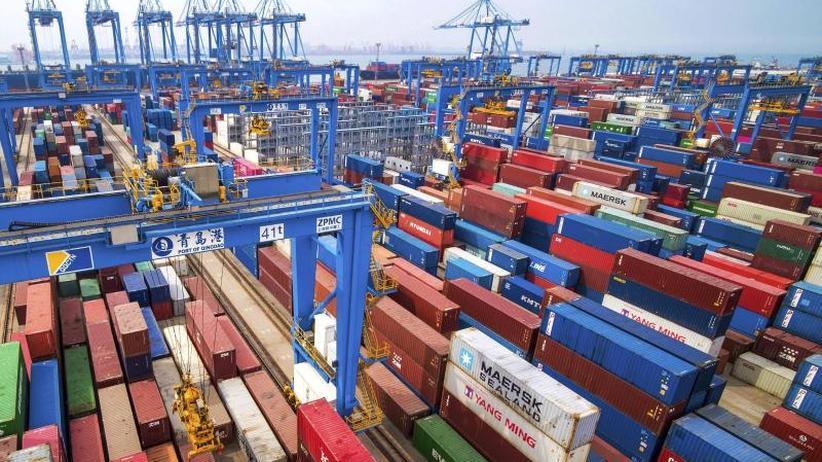 """""""Abwärtsspirale"""": Handelskrieg mit den USA drückt Chinas Wachstum"""