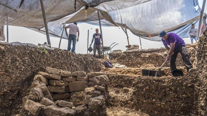 Jungsteinzeit: Israelische Archäologen entdecken 9000 Jahre alte Siedlung