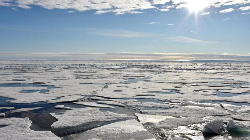 2,2 Millimeter pro Jahr: Meeresspiegel in der Arktis steigt weiter