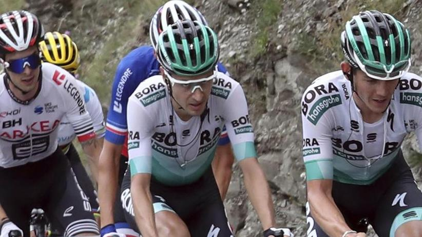 Das Tour-Zeugnis: Buchmann überragt, deutsche Einzelsiege bleiben aus