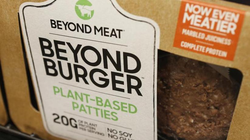 Umsatzplus von 287 Prozent: Vegan-Hype lässt Fake-Fleisch von Beyond Meat weiter boomen