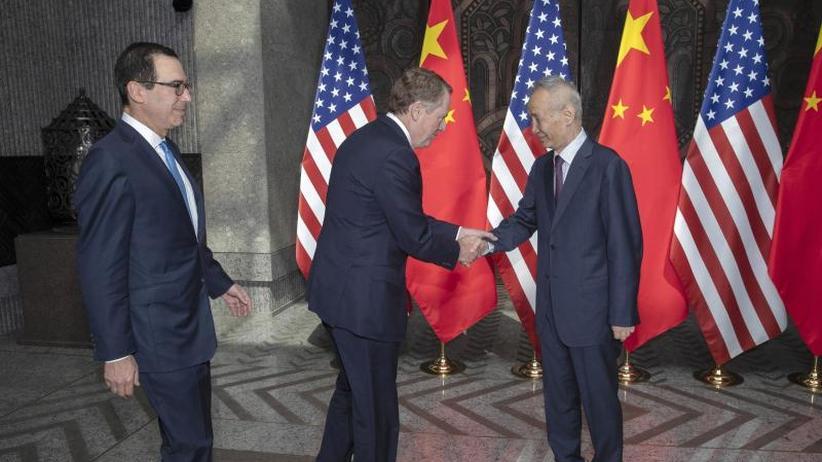 Handelskonflikt: USA und China wollen Handelsgespräche fortsetzen