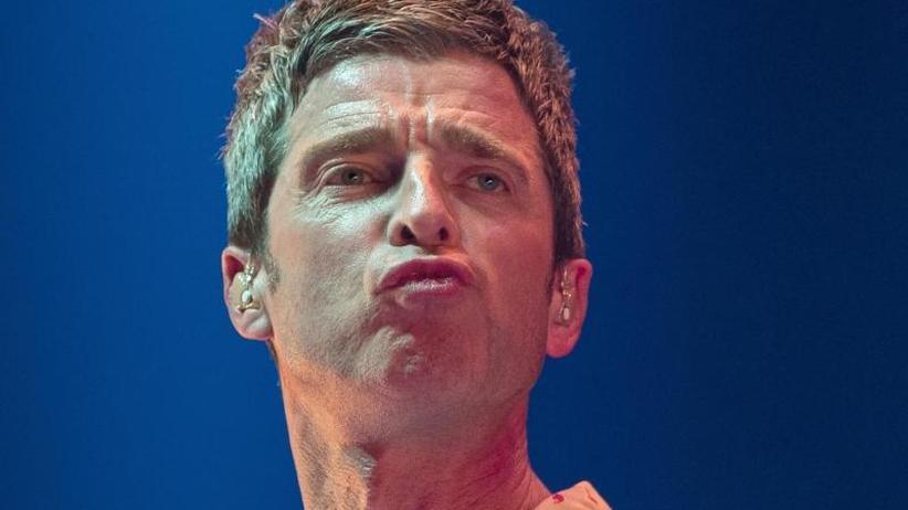 Sorgloser Rockmusiker: Noel Gallagher ist mit sich im Reinen