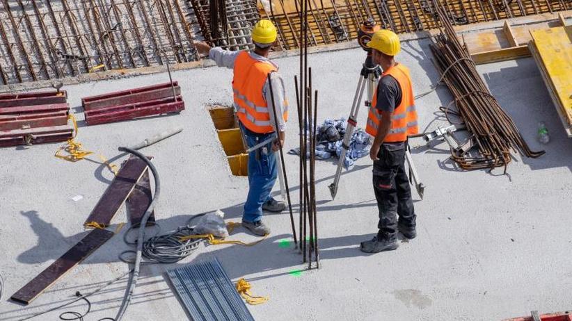Auftragslage schwächelt: Baubranche mit kräftigem Umsatzplus