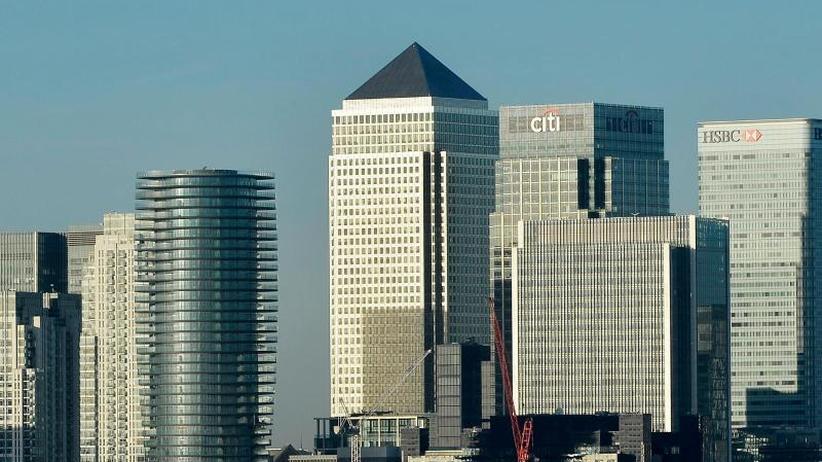 Statistikamt: Britische Wirtschaft schrumpft erstmals seit 2012