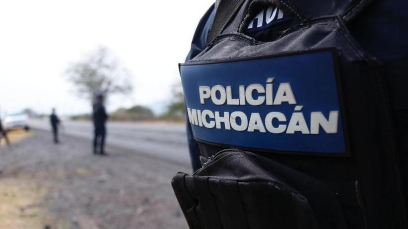 Horrorfund in Uruapan: Mexikanisches Drogenkartell hängt Tote an Brücke