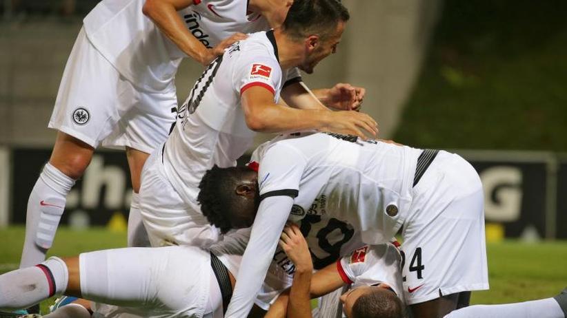 Europa-League-Qualifikation: Eintracht Frankfurts Europa-Lust steigt